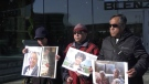 Family members of Kyaw Din, a man who was shot and killed by RCMP in August 2019, have delivered a petition to the IIO calling for charges against the officers.