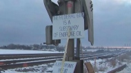 RCMP offers olive branch amid blockade