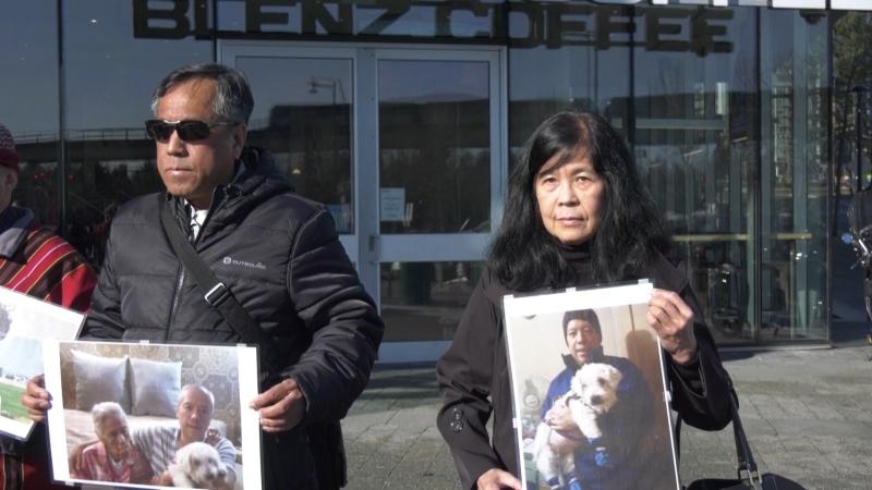 Grieving family demands accountability