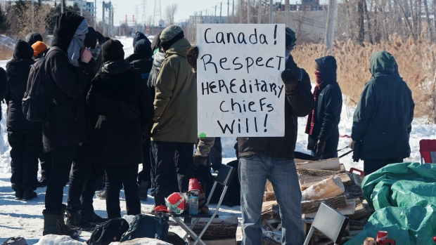 Eyes on police after Trudeau orders blockades torn down, injunctions enforced