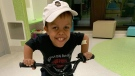 Quaden Bayles has received a massive outpouring of support from people all over the world. (Stand Tall 4 Dwarfism/Facebook)