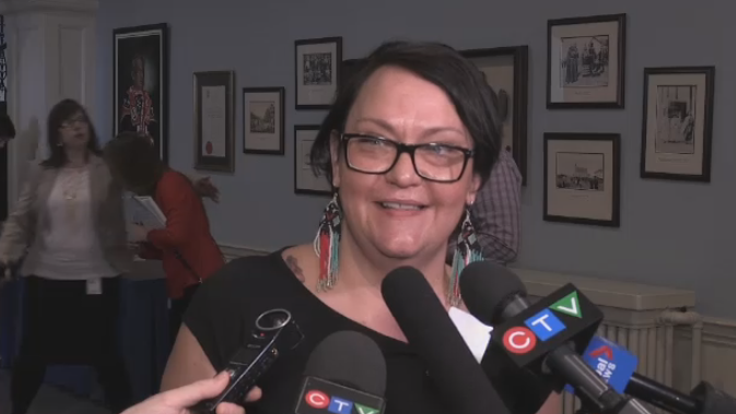 Annie Bernard Daisley says the funding will allow the Jane Paul Indigenous Women's Resource Centre to reopen.