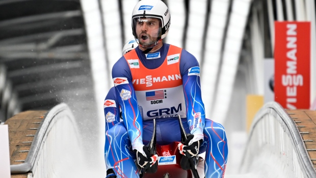 U.S, others pull out of Luge World Cup, citing safety