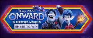 Disney Pixar's Onward Movie Passes Rotator