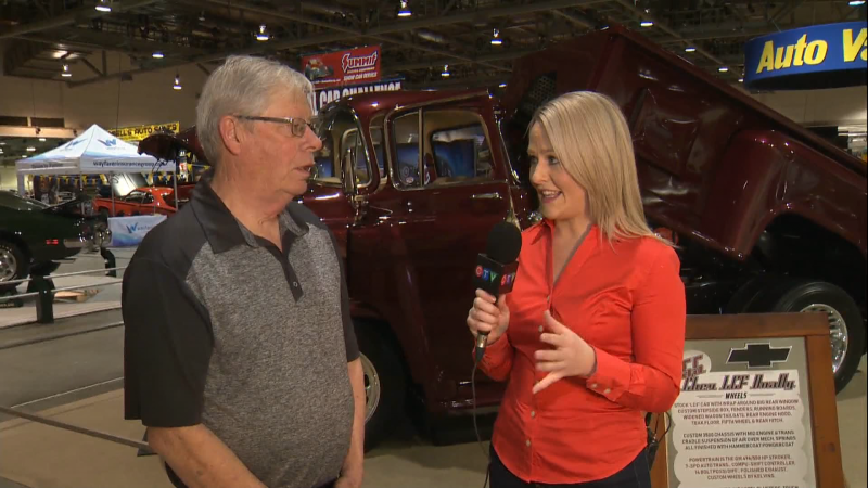 World of Wheels roars into Stampede Park this weekend