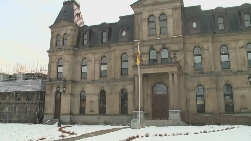 Two new faces added to N.B. cabinet
