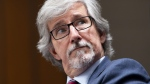 Canada's Privacy Commissioner Daniel Therrien waits to appear before The International Grand Committee on Big Data, Privacy and Democracy in Ottawa, Tuesday, May 28, 2019. The federal privacy watchdog and three of his provincial counterparts will jointly investigate Canadian use of facial-recognition technology supplied by U.S. firm Clearview AI. THE CANADIAN PRESS/Adrian Wyld