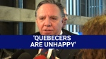 Quebec Premier Francois Legault