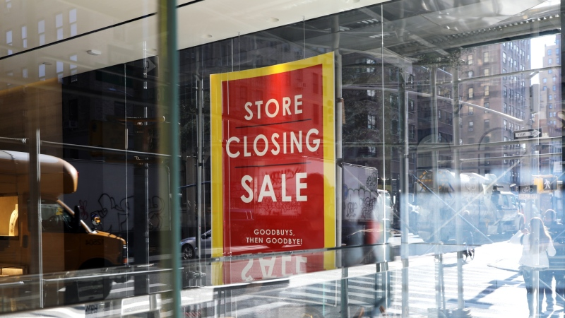 Big retailers failing to attract customers