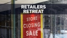 Growing number of major retailers closing shops in