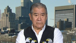 Grand Chief Joe Norton