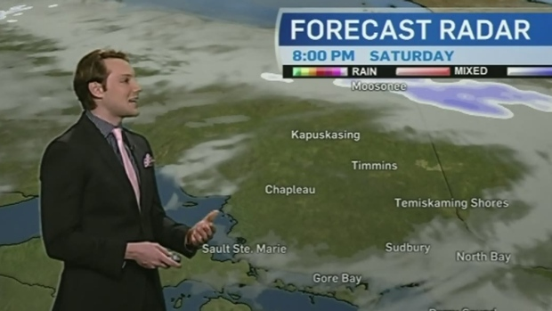 Lots of sunshine and above seasonal temperatures