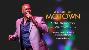 A Night of Motown event