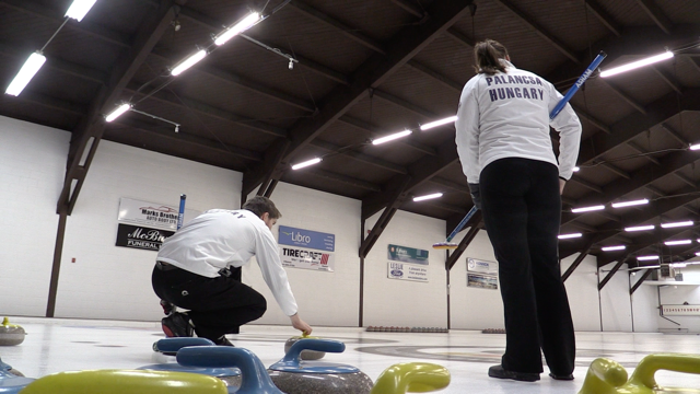 Curlers from around the world are in Wingham
