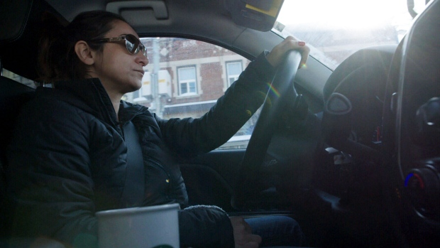 Effy Zarabi alleges that while working in the Toronto Police Service, she experienced a steady barrage of unwanted sexual advances, racially explicit materials and inappropriate and sexualized messages, some targeted directly at her (W5)