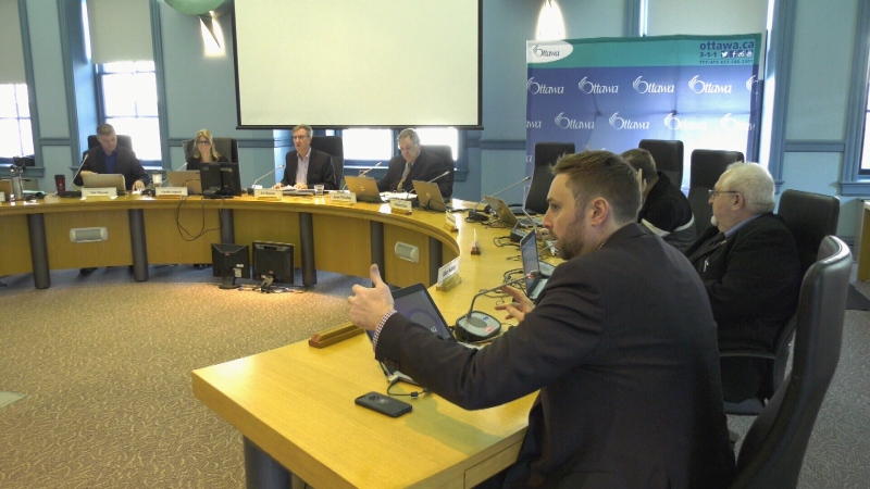 Ottawa City Council meeting
