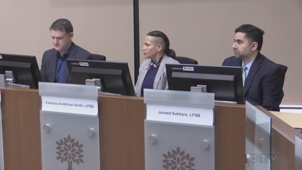 Former Indigenous member of police board believes she was not reappointed due to gender, race