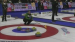 Team Sask out of the running for Scotties title