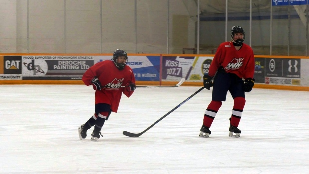 'If you're good enough to play, you're good enough to play': Lethbridge bantam hockey player turns heads in the hockey world