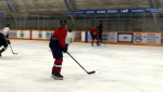 Watch: Lethbridge Bantam AAA defenceman Kendal Davidson has her eyes on playing in the WHL