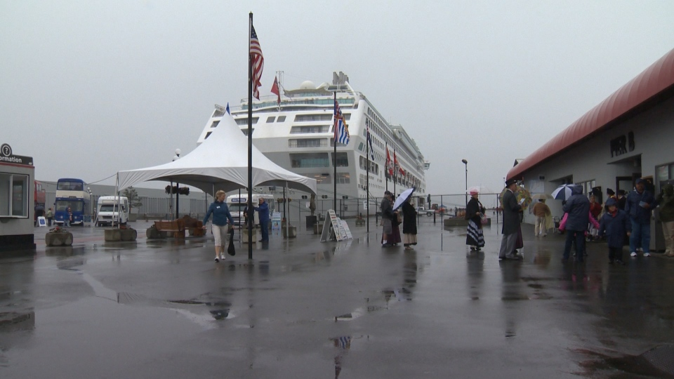 Coronavirus cruise ship concerns
