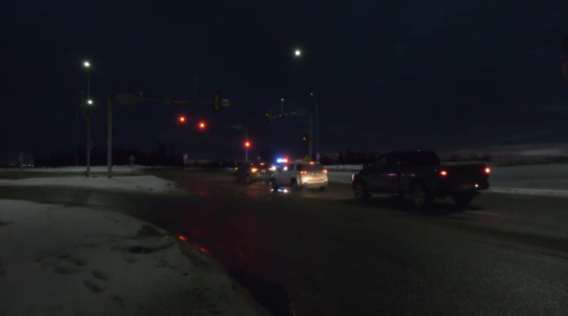 One person was killed on Feb. 21 after a crash on Ray Gibbon Drive.