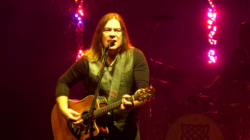 Alan Doyle in Winnipeg. (Source: CTV News Winnipeg)
