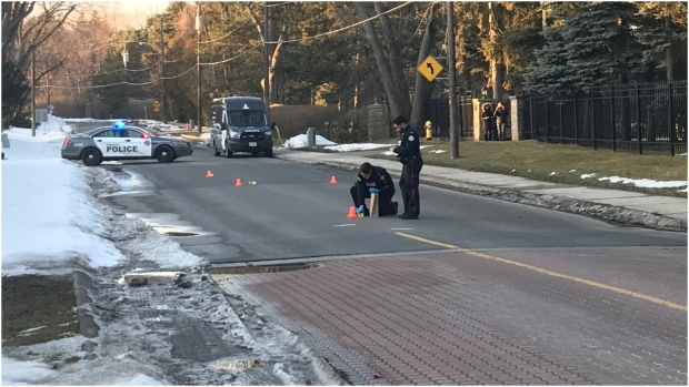 No injuries reported after shots fired in The Bridle Path