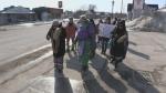 Human Trafficking walk
