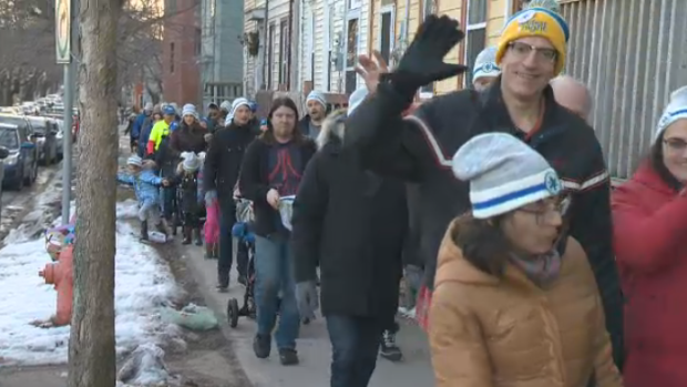Halifax participates in Coldest Night of the Year fundraiser