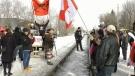 Saskatchewan protest