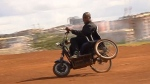 Wheelchair from Kenya