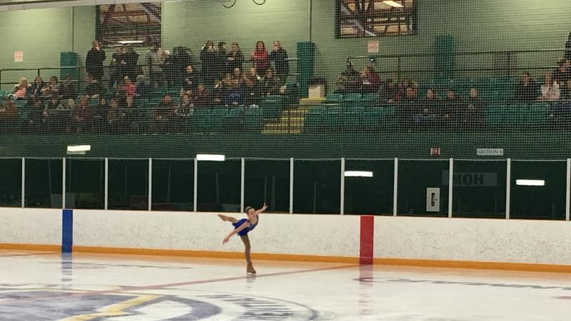 300 figure skaters from across the province are competing in Sudbury throughout the weekend for The Nickel Blades on Ice Super Series.