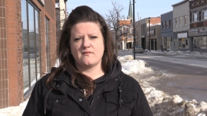 Timmins Pride vice president, Becky Deforge, believes the city needs more LGBTQ-positive spaces and more education about the community. (Feb.23 /2020)