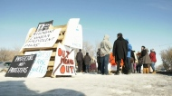 Protests in Saskatoon continue