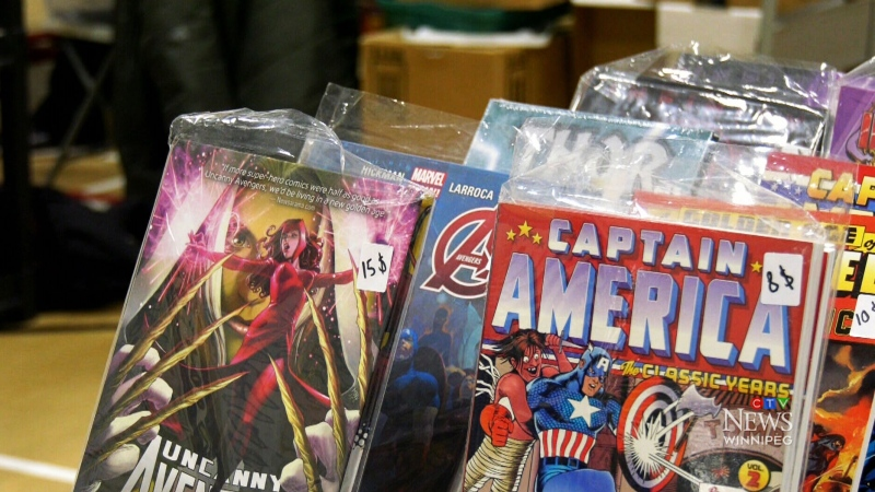 Students hold charity Comic Con