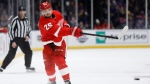 Detroit Red Wings defenceman Mike Green. (The Canadian Press)