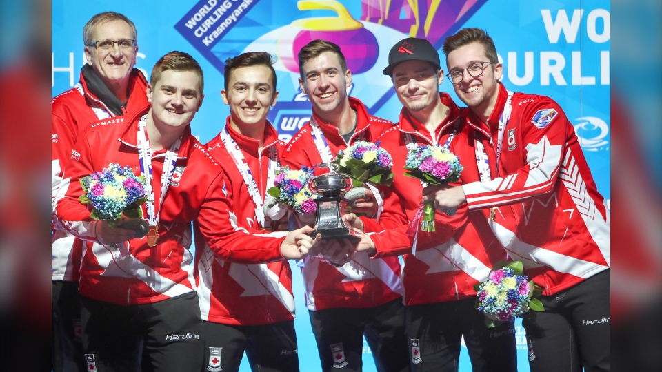 Canada men's junior curling