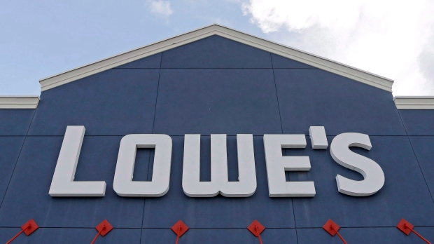 Lowe's Canada is recruiting to fill 5,400 positions at its stores this spring
