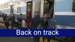 Commuter train services between Mont-Saint-Hilaire and downtown Montreal has resumed.