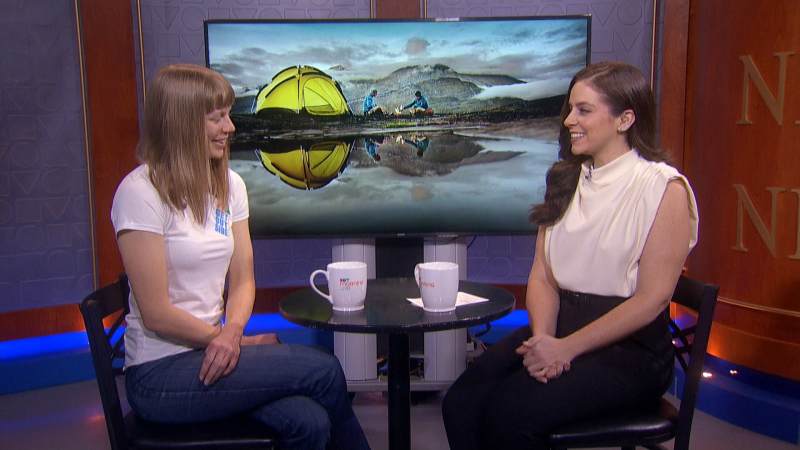 We'll get details about this year's Women's Adventure Film Tour and preview some of the films
