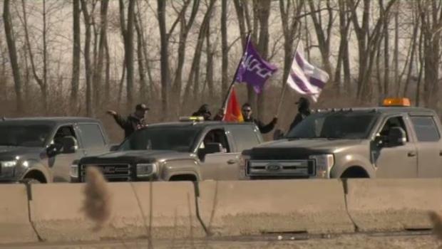 Indigenous protesters impede traffic on several Quebec highways