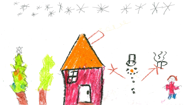 Abby Tessier, 8 years old, Grade 3, Arklan Community Public School