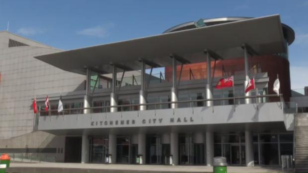 Kitchener City Hall. (Feb 24, 2020)