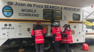 Juan de Fuca Search and Rescue says that two missing adult scout leaders, who disappeared Sunday, were located Monday: Feb. 24, 2020 (CTV News)
