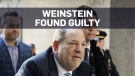 Harvey Weinstein convicted of rape and sexual assa