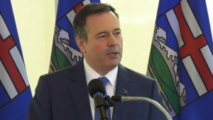 Alta. Premier Jason Kenney