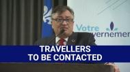 Quebec's public health director