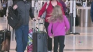 Coronavirus fears alter travel plans
