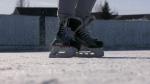 Skating in Winnipeg. (source: Mason DePatie/ CTV News Winnipeg)